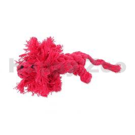 Hračka DOG FANTASY bavlna - lev 17cm