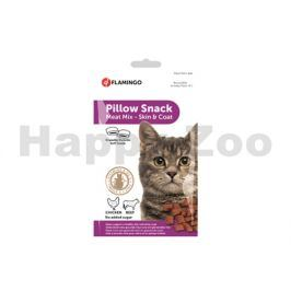 FLAMINGO Cat Pillow Snack Skin & Coat