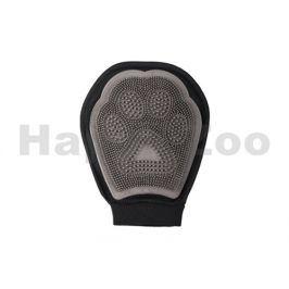 Vyčesávací rukavice a odstraňovač chlupů FLAMINGO 2v1 23,5x19x2c