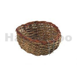 Hnízdo FLAMINGO Taupo proutěné (L) 15x7cm