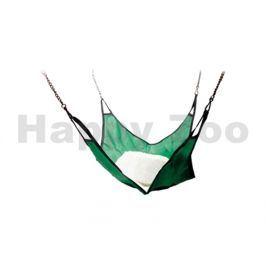 Závěsná hamaka FLAMINGO pro fretky a hlodavce 38cm