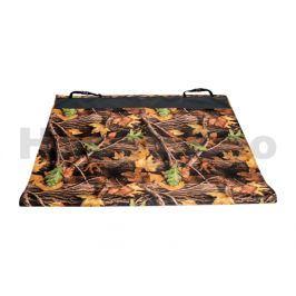 Autopotah nylonový do kufru SAMOHÝL Sychrov podzimní listí 120x1