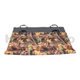 Autopotah nylonový SAMOHÝL Sychrov podzimní listí 50x130cm