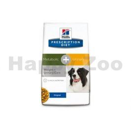HILLS Canine Metabolic & Urinary 2kg