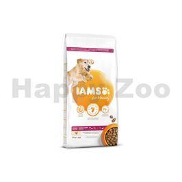 IAMS for Vitality Dog Senior Large Chicken 12kg