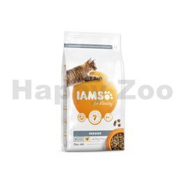 IAMS for Vitality Cat Adult Indoor Chicken 2kg