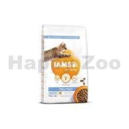 IAMS for Vitality Cat Adult Dental Chicken 10kg