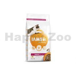 IAMS for Vitality Cat Senior Chicken 2kg