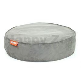 Kulatý pelech AMINELA Full Comfort 60x15cm šedý