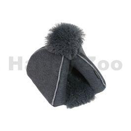 Domeček pro hlodavce O´LALA PETS Luxury 25x25cm tmavě šedý