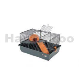 Klec pro myši ZOLUX Indoor jednopatrová oranžovošedá 40cm