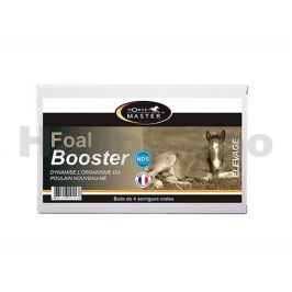HORSE MASTER Foal Booster Paste 4x15ml