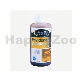 HORSE MASTER Povidone 10% Solution 200ml