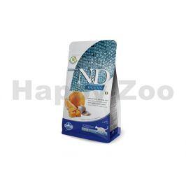 N&D Grain Free Ocean Cat Adult Pumpkin, Herring & Orange 5kg