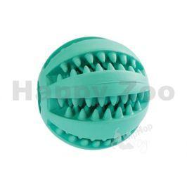 Hračka HIPHOP guma - míč dentální mátový 6cm