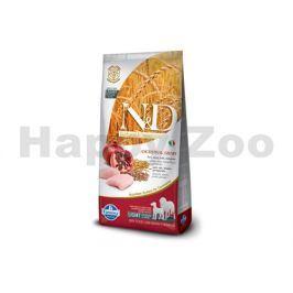 N&D Low Grain Dog Light Medium/Maxi Chicken & Pomegranate 2,5kg