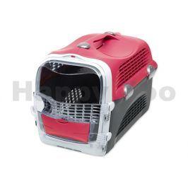 Přepravka HAGEN Catit Design Cabrio tmavě červená 51x33x35cm