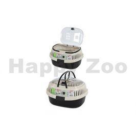 Přepravka pro hlodavce ZOLUX Neo bílá/černá 33x21,5x25cm