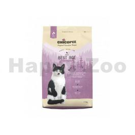 CHICOPEE Cat Classic Nature Senior Best Age Poultry 1,5kg