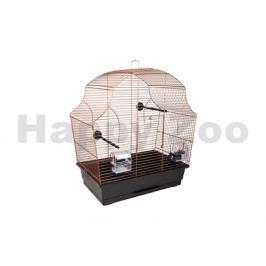 Klec pro ptáky FLAMINGO Atti měděná 51x28x54cm
