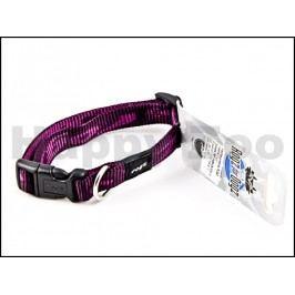 Obojek ROGZ Alpinist HB 23 E-Purple (M) 1,6x26-40cm