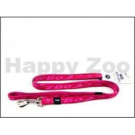 Vodítko ROGZ Alpinist HL 21 K-Pink (S) 1,1x180cm