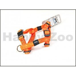 Postroj ROGZ Alpinist SJ 23 D-Orange (M) 1,6x28-46x32-52cm