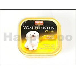 Paštika VOM FEINSTEN Classic drůbeží a telecí 150g (pes)