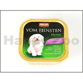 Paštika VOM FEINSTEN Menue jehněčí a obiloviny 150g (pes)