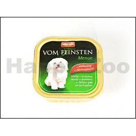 Paštika VOM FEINSTEN Menue hovězí a brambory 150g (pes)