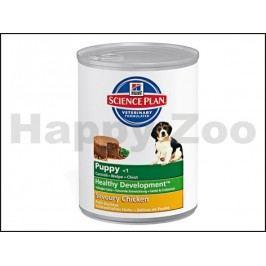 Konzerva HILLS Canine Puppy 370g