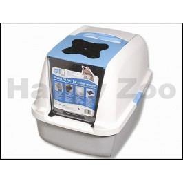 Toaleta HAGEN Catit Design modrá 57x46,5x39cm