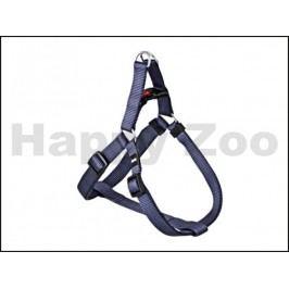 Postroj KARLIE-FLAMINGO Art Sportiv Plus D-ring tmavě modrý (M)