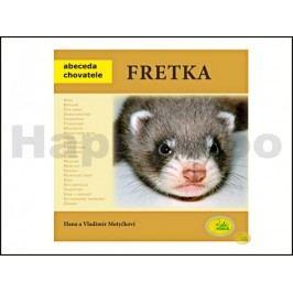 Kniha ROBIMAUS - Fretka