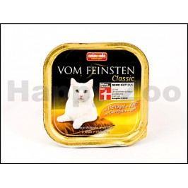 Paštika VOM FEINSTEN Classic drůbeží a telecí 100g (kočka)