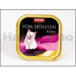 Paštika VOM FEINSTEN Kitten jehněčí 100g (kočka)
