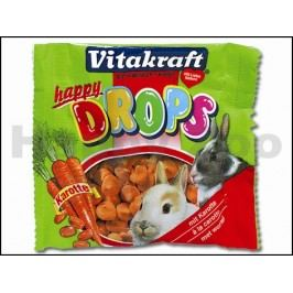 VITAKRAFT Drops Happy Karotte Rabbit 40g