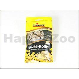GIMCAT Kase-Rollis  - sýrové kuličky (sáček) 40g