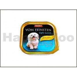 Paštika VOM FEINSTEN Light Lunch krůtí a sýr 150g (pes)