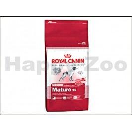 ROYAL CANIN Medium Adult +7 15kg