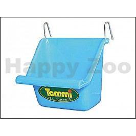 TOMMI krmítko závěsné plastové Q2 9cm (130ml) (MIX BAREV)