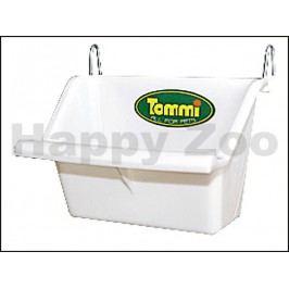 TOMMI krmítko závěsné plastové Q1 12cm (200ml) (MIX BAREV)