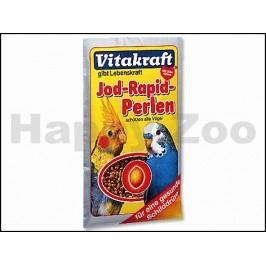 VITAKRAFT Jod-Rapid-Perlen - pro ptactvo 20g