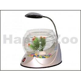 Akvarijní koule HAILEA Magic Bowl (včetně kamínků a rostliny) st