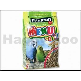 VITAKRAFT Menu Budgies Junior 500g