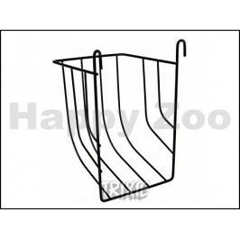 Kovový závěsný seník TRIXIE 25x18x12cm
