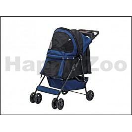 Kočárek KARLIE-FLAMINGO Smart Buggy tmavě modrý 87x40x93cm (do 8