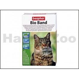 Antiparazitní obojek BEAPHAR Bio Band Plus pro kočky 35cm