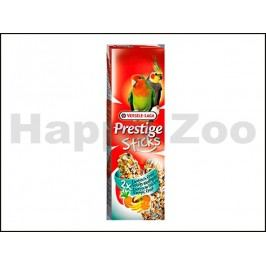 V-L Prestige Sticks Big Parakeets - tyčky s exotickým ovocem 2x7