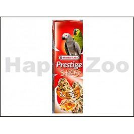 V-L Prestige Sticks Parrots - tyčky s ořechy a medem 2x70g